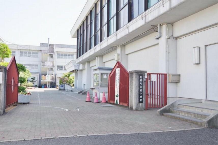 小学校 熊取町立東小学校