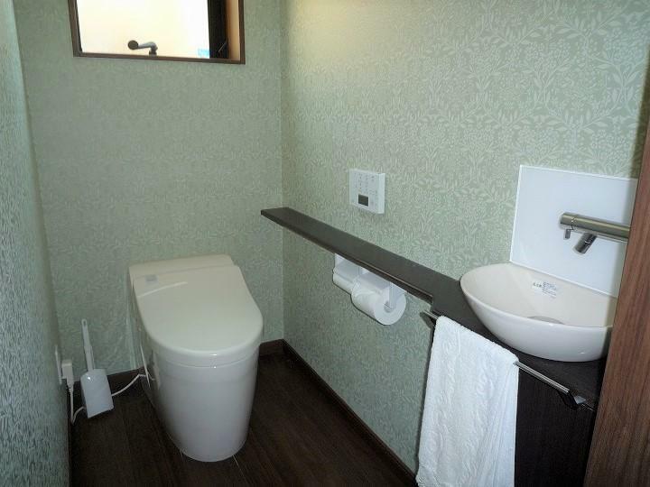 トイレ タンクレストイレ