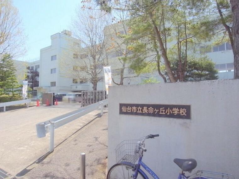 小学校 仙台市立長命ケ丘小学校829m