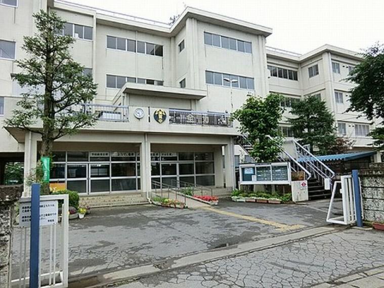 中学校 須賀中学校 徒歩10分(約750m)