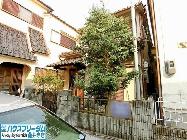 現況写真 外観 藤井寺中学校徒歩11分