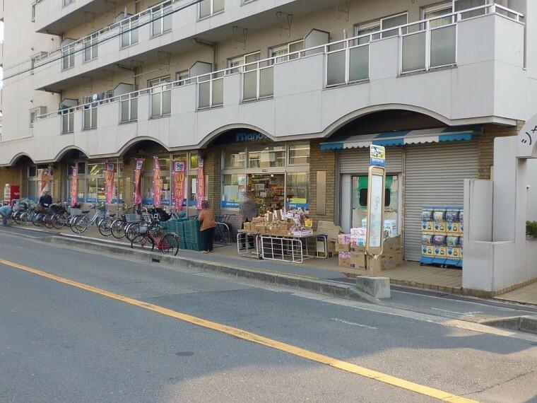 スーパー 周辺 万代 藤井寺店