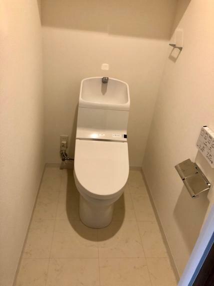トイレ ウオシュレット付!