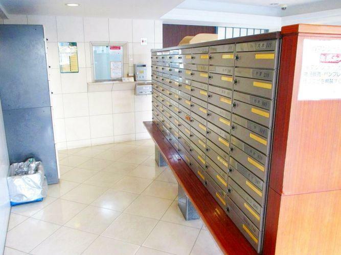 宅配ボックス メールBOX