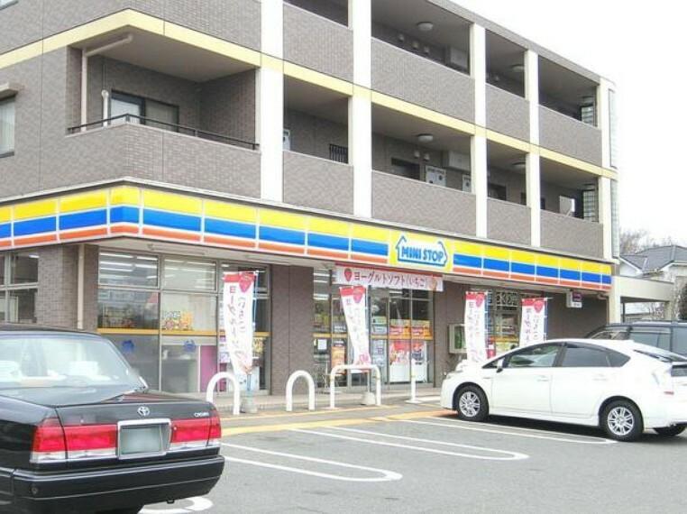 コンビニ ミニストップ千葉仁戸名店
