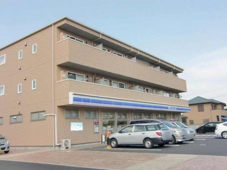 コンビニ ローソン千葉仁戸名町店