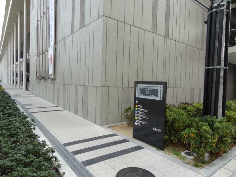 図書館 大阪市立城東図書館 大阪府大阪市城東区中央3-5-11