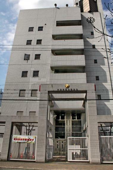 警察署・交番 西成警察署 大阪府大阪市西成区萩之茶屋2丁目4-2