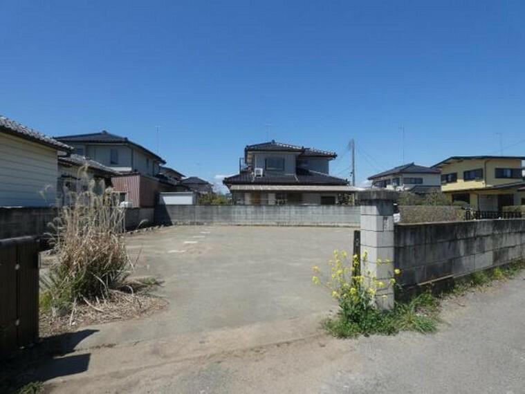 現況写真 是非、周辺環境も併せて現地をご覧ください。