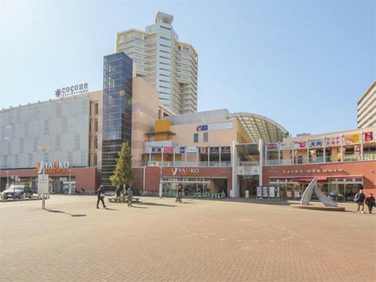 ショッピングセンター ココネ上福岡(1690m)