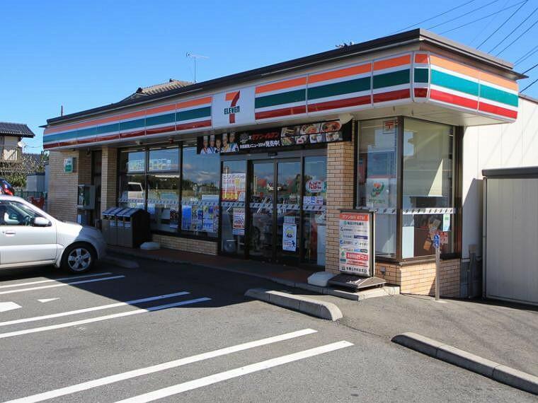 コンビニ セブンイレブン 川越寺尾店(320m)