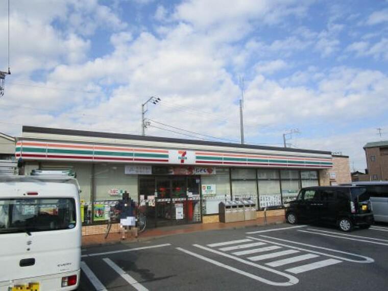 コンビニ 【コンビニエンスストア】セブンイレブン船橋新高根6丁目店まで350m