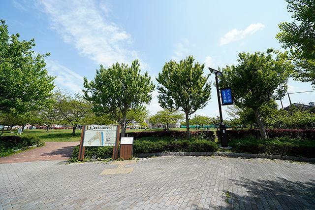 公園 【周辺施設】汐入公園