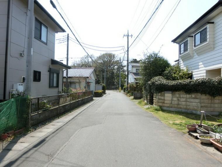 現況写真 交通アクセスはJR東北本線「小金井」駅を最寄りに利用頂けます。