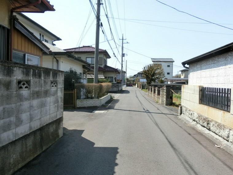 現況写真 交通アクセスはバス利用にてJR東北本線「小山」駅を利用頂けます。