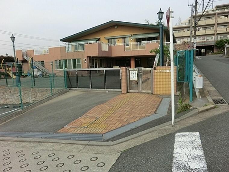 幼稚園・保育園 くらき永田保育園 南区永田の閑静な住宅街に位置するくらき永田保育園では広々とした園庭と近代的な設備の中でのびのび育つ保育を実践しています。