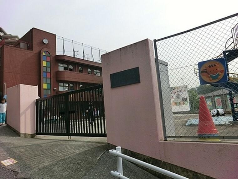 幼稚園・保育園 南聖心幼稚園 スクールバスによる送迎、幼児のための英語教育、給食(園内調理、週4日)有