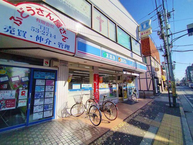 コンビニ ローソン吉祥寺北町店 徒歩4分。