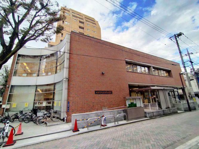 図書館 武蔵野市立吉祥寺図書館 徒歩12分。