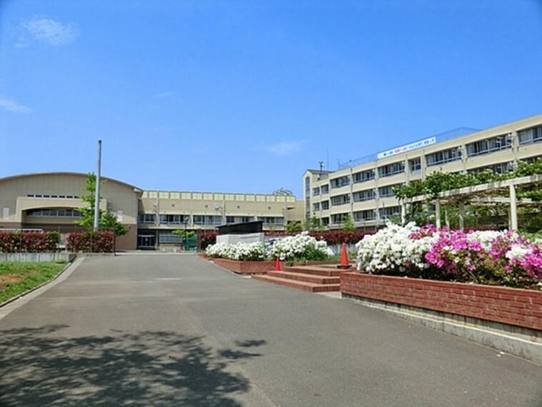 小学校 川崎市立柿生小学校 距離約700m