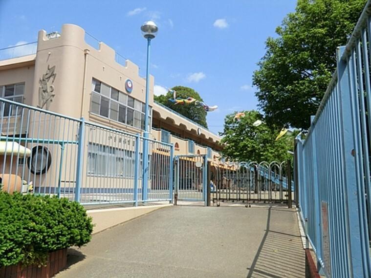 幼稚園・保育園 柿生保育園 距離約500m
