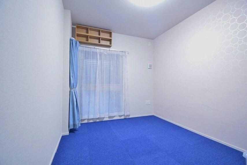 専用部・室内写真 全居室に収納スペースがあり、ご家族分のお荷物をそれぞれ収納可能