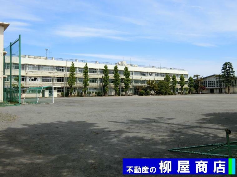 中学校 田無第三中学校