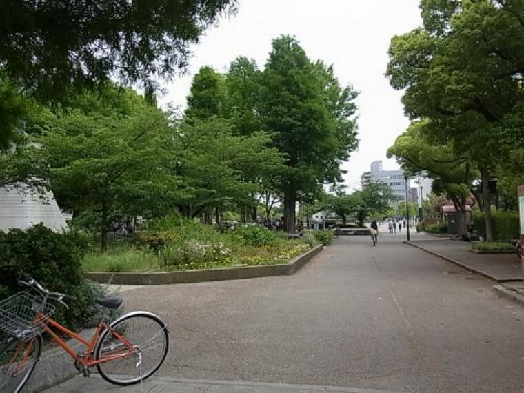 公園 【公園】湊川公園まで1150m