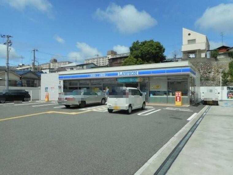 コンビニ 【コンビニエンスストア】ローソン 神戸夢野店まで280m