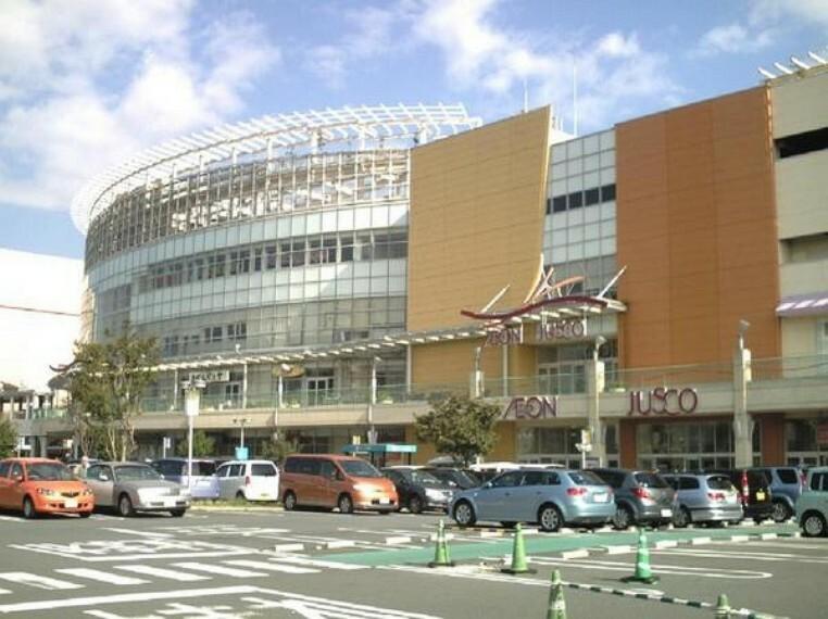 ショッピングセンター イオンモール大和