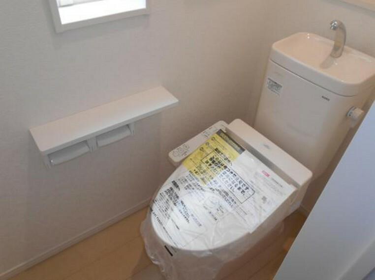 トイレ 【トイレ】トルネード洗浄で少ない水で節水しながらも、しっかり洗浄を実現!