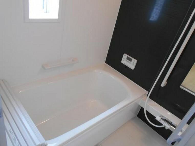 浴室 【浴室】保温浴槽採用により追い焚きを減らす省エネ仕様!