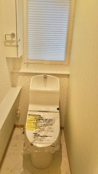 トイレ トイレ※ウォシュレット付の清潔感あふれるトイレです