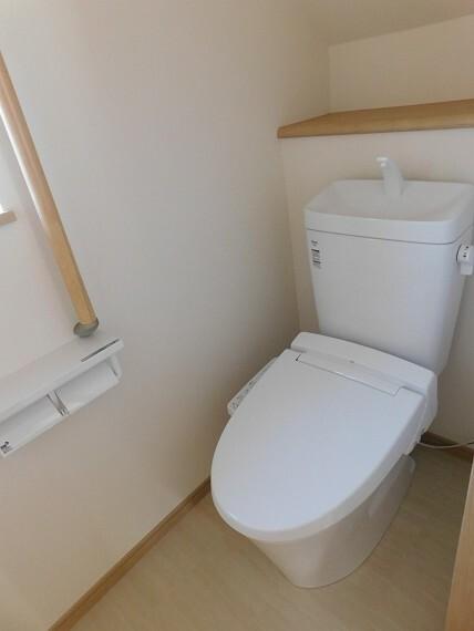トイレ 現地写真