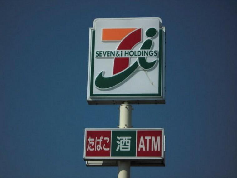コンビニ セブンイレブン富津青堀駅前店