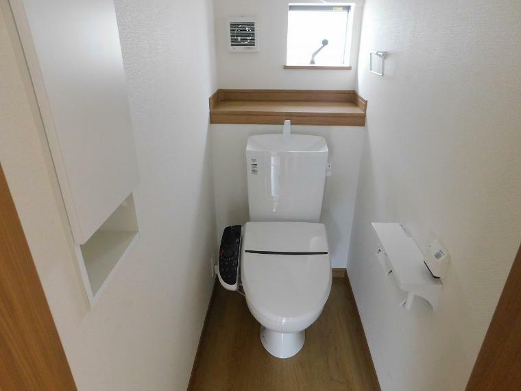 トイレ 節水型トイレ