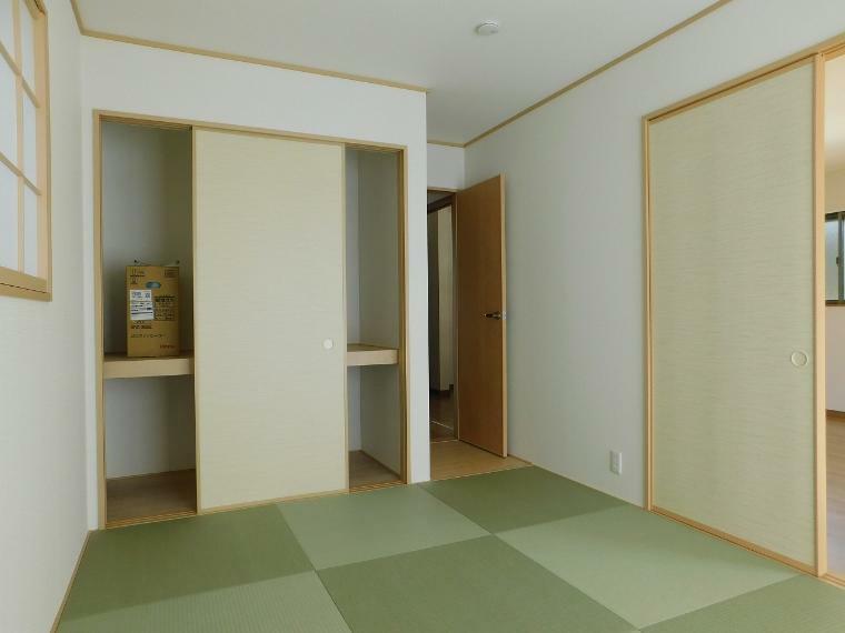和室 1階和室6.5帖