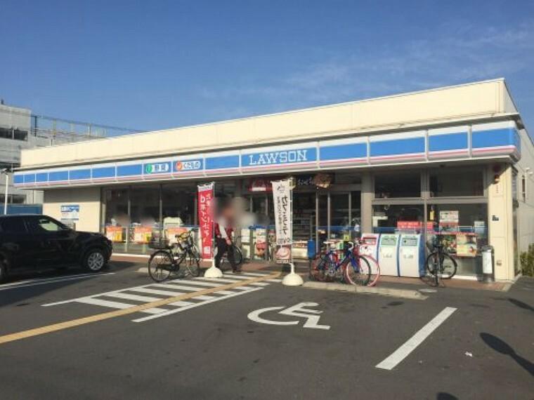コンビニ 【コンビニエンスストア】ローソン 大東氷野二丁目店まで391m