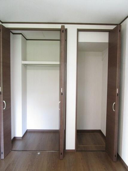 収納 1階5帖洋室です。