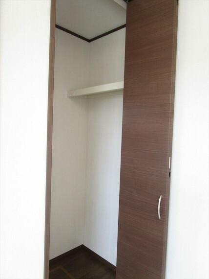 収納 1階4.5帖洋室です。