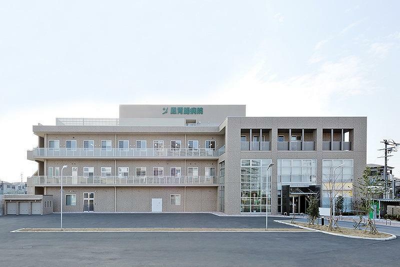 病院 消化器疾患の病院です! 駐車場完備でお車でも大丈夫です。