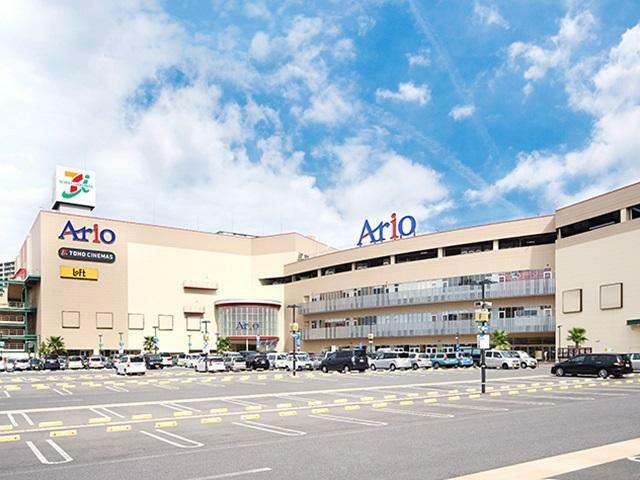 ショッピングセンター 【徒歩15分】 徒歩圏内に大きなショッピングモールがあるので、お買い物が楽しくなりそうですね!