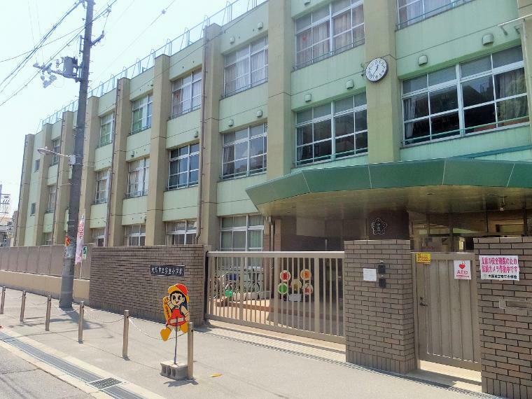 小学校 大阪市立安立小学校