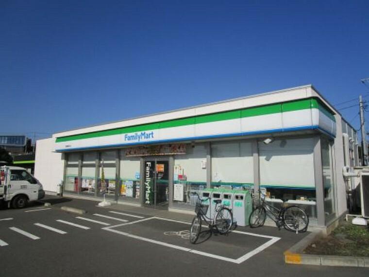コンビニ 【コンビニエンスストア】ファミリーマート 船橋駿河台店まで43m