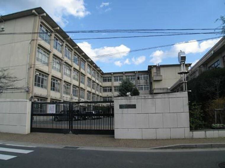 中学校 京都市立洛北中学校