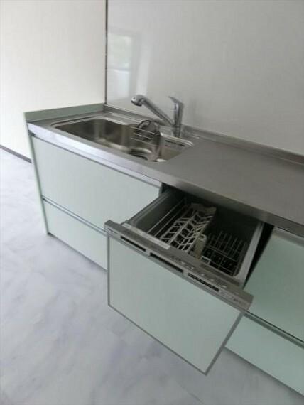 キッチン 食器洗浄機付き!