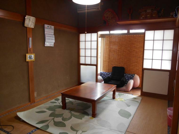 和室 広縁に続く1階和室