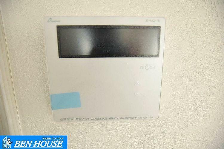 発電・温水設備 給湯器