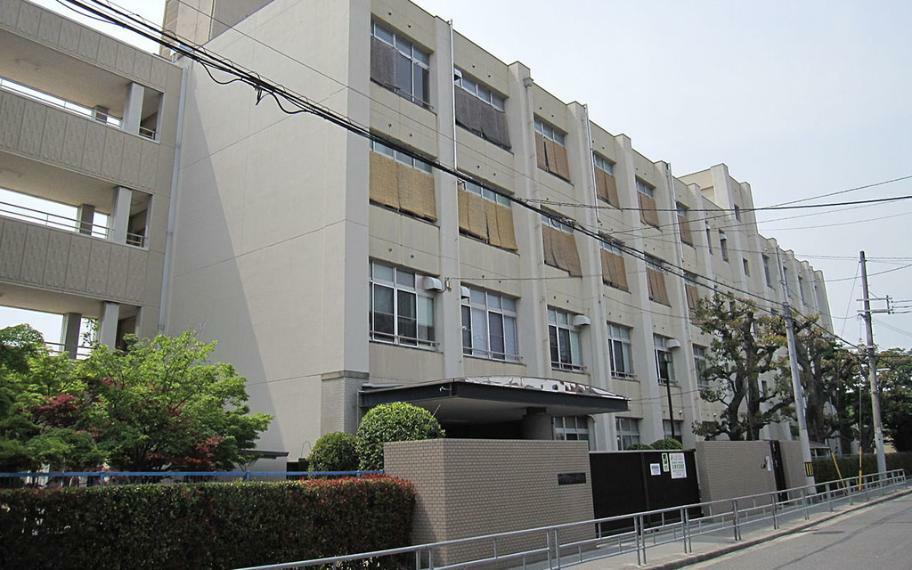 中学校 大阪市立今市中学校まで1450m