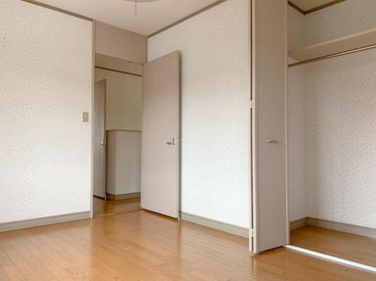<2020/5/15撮影>2F全室には収納を完備!お部屋を広く有効的に使うことができます。